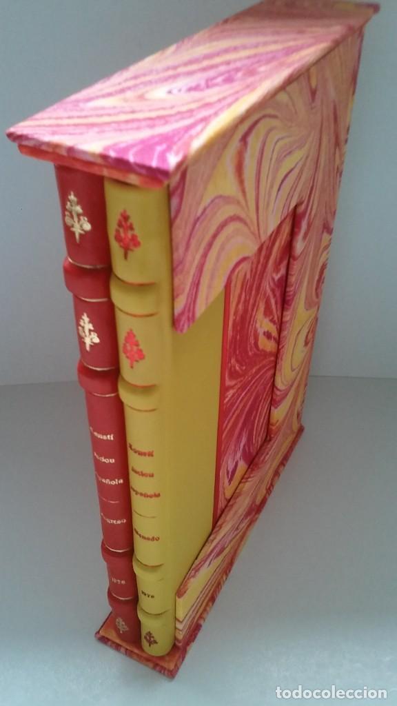 Libros antiguos: Constitución Española 1978 [Facsímil]/ Congreso de los Diputados; Senado ¡Encuadernación artesanal! - Foto 30 - 194154456