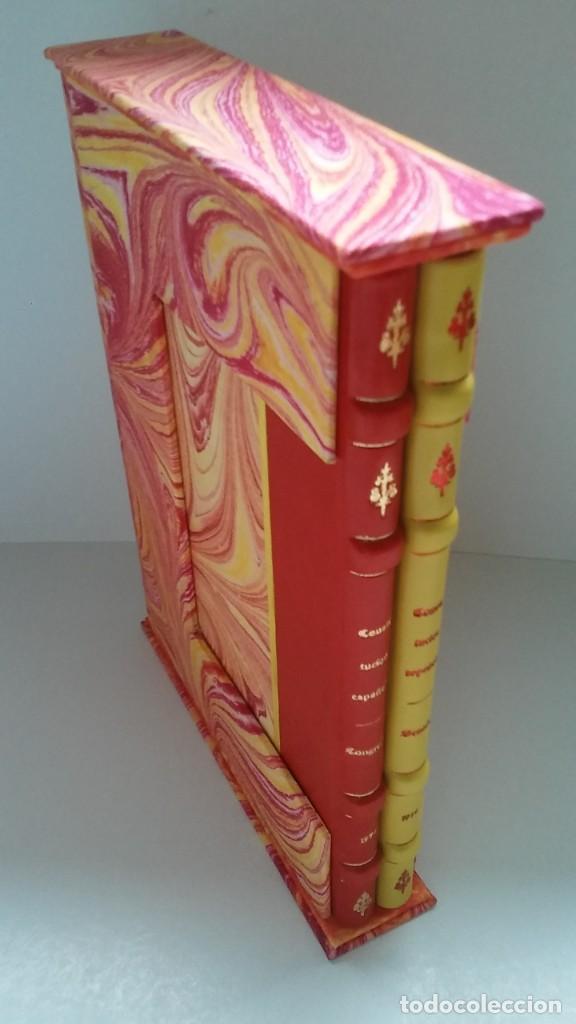 Libros antiguos: Constitución Española 1978 [Facsímil]/ Congreso de los Diputados; Senado ¡Encuadernación artesanal! - Foto 31 - 194154456
