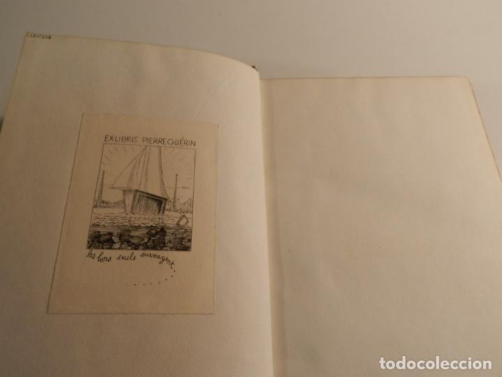 Libros antiguos: MAURICE BARRES ?SCÈNES ET DOCTRINES DU NATIONALISME? ?PARIS 1902.EN PIEL caso DREYFUS - EXLIBRIS - Foto 4 - 196082422