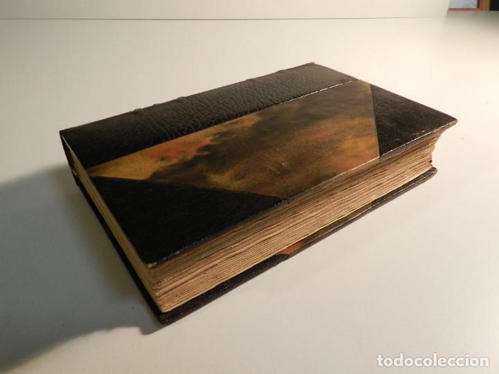 Libros antiguos: MAURICE BARRES ?SCÈNES ET DOCTRINES DU NATIONALISME? ?PARIS 1902.EN PIEL caso DREYFUS - EXLIBRIS - Foto 5 - 196082422