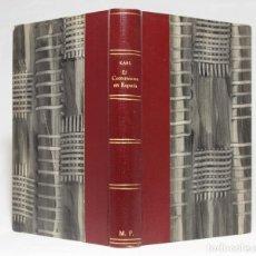 Libros antiguos: EL COMUNISMO EN ESPAÑA. MAURICIO KARL. MADRID. IMP. SÁEZ HERMANOS-MARTÍN. 1932.. Lote 203296432