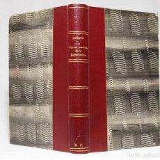 Libros antiguos: LES FORCES SECRÈTES DE LA RÉVOLUTION F. M. - JUDAISME. LÉON DE PONCINS. NOUVELLE ÉDITION. 1929.. Lote 203296470