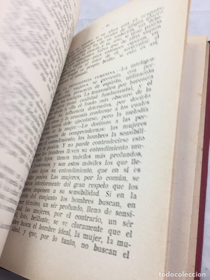 Libros antiguos: Humano, demasiado humano Federico Nietzsche Tomo Segundo sello de Juventudes Libertarias Llano Besos - Foto 7 - 204709885