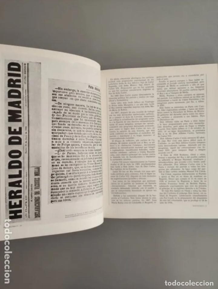 Libros antiguos: MONTEJURRA 76, ENCRUCIJADA POLÍTICA. JOSEP CARLES CLEMENTE, 1976 - Foto 6 - 205022222