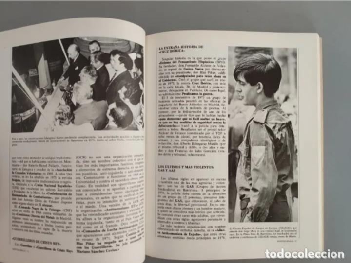 Libros antiguos: MONTEJURRA 76, ENCRUCIJADA POLÍTICA. JOSEP CARLES CLEMENTE, 1976 - Foto 7 - 205022222