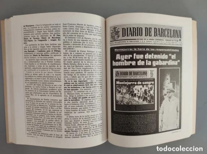 Libros antiguos: MONTEJURRA 76, ENCRUCIJADA POLÍTICA. JOSEP CARLES CLEMENTE, 1976 - Foto 8 - 205022222