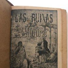 Libri antichi: CONDE DE VOLNEY. LAS RUINAS DE PALMIRA. 1891. Lote 209990757