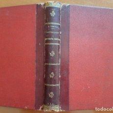 Libros antiguos: 1904 SOCIALISMO Y DEMOCRACIA CRISTIANA - MARIANO PASCUAL ESPAÑOL- DEDICATORIA. Lote 211997206