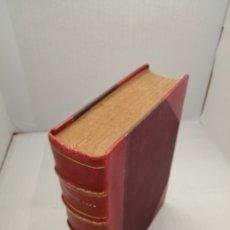Libros antiguos: GUÍA POLÍTICA DE NUESTRO TIEMPO (RETAPADO DE LUJO: TELA CON PIEL, DORADOS Y NERVIOS EN ESQUINAS Y LO. Lote 212772078
