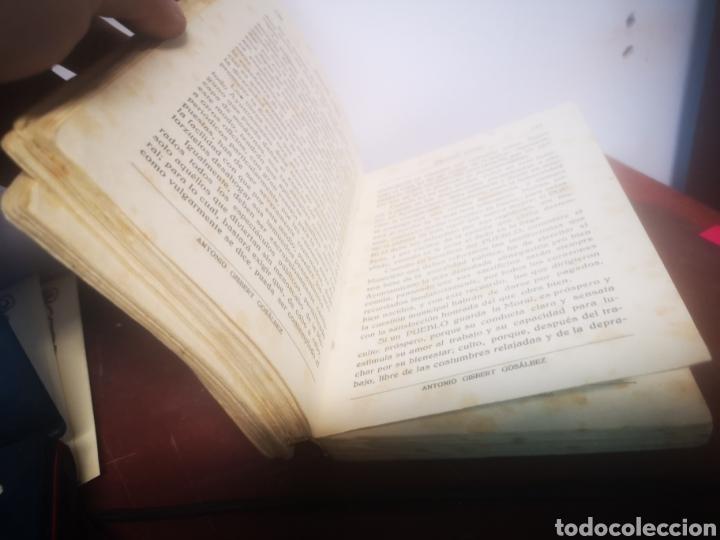 Libros antiguos: ¡MARCHA ATRÁS! Tratado politico-social, 1935, Primera edición. Antonio Gisbert Gosálbez. Firmado. - Foto 3 - 215825136