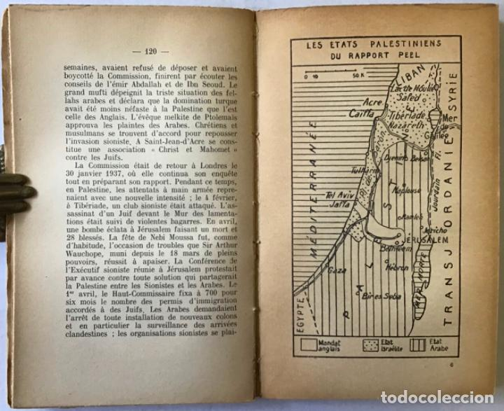 Libros antiguos: FIÉVRES DORIENT. ÉGYPTE. SYRIE. PALESTINE. LIBAN. ARABIE. ALEXANDRETTE. - PINON, René. - Foto 3 - 123231020