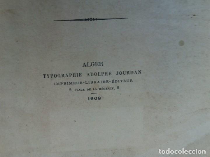 Libros antiguos: L C Dominique - Un Gouverneur Général De LAlgérie: LAmiral De Gueydon - 1908 - Foto 3 - 216577985