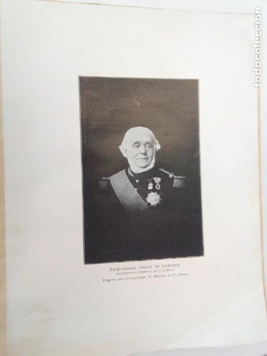 Libros antiguos: L C Dominique - Un Gouverneur Général De LAlgérie: LAmiral De Gueydon - 1908 - Foto 7 - 216577985