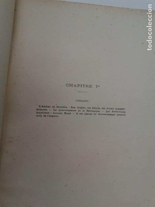 Libros antiguos: L C Dominique - Un Gouverneur Général De LAlgérie: LAmiral De Gueydon - 1908 - Foto 11 - 216577985