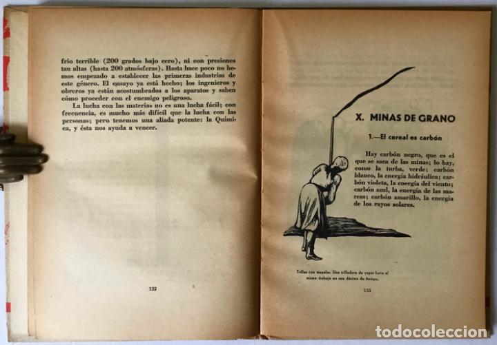Libros antiguos: HISTORIA DE UN GRAN PLAN. - ILIN, M. - Foto 5 - 123202204