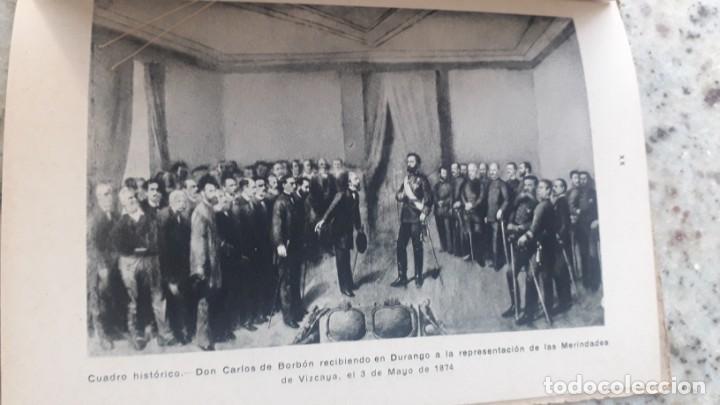 Libros antiguos: La casa de Juntas de Guernica. Carmelo de Echegaray. 20 Ilustraciones casa lux. Bilbao , 1936 - Foto 8 - 225874920