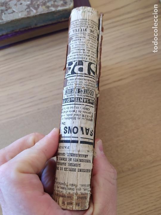 Libros antiguos: LE FONDS DES REPTILES (reptilienfond). WUTTKE HENRI. Publicado por MAURICE DREYFOUS. (1877) - Foto 4 - 241837505