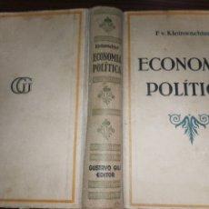 Libros antiguos: POLÍTICA, ECONOMIA(1934),SEGUNDA REPÚBLICA ESPAÑOLA.. Lote 227781174