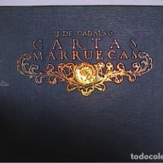 Libros antiguos: JOSE DE CADALSO. CARTAS MARRUECAS. 1917. EDITORIAL CALLEJA. MADRID.. Lote 230753330