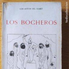 Libri antichi: SATIRA POLITICA, LOS BOCHEROS, LA PROPAGANDA TEUTONA EN ESPAÑA, LUIS ANTON DEL OLMET, AÑOS 20 RARO. Lote 233695320