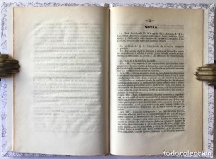 Libros antiguos: EXPOSICION DIRIGIDA Á LAS CORTES CONSTITUYENTES.... Á fin de que aquellas no sean sorprendidas por.. - Foto 4 - 244001640