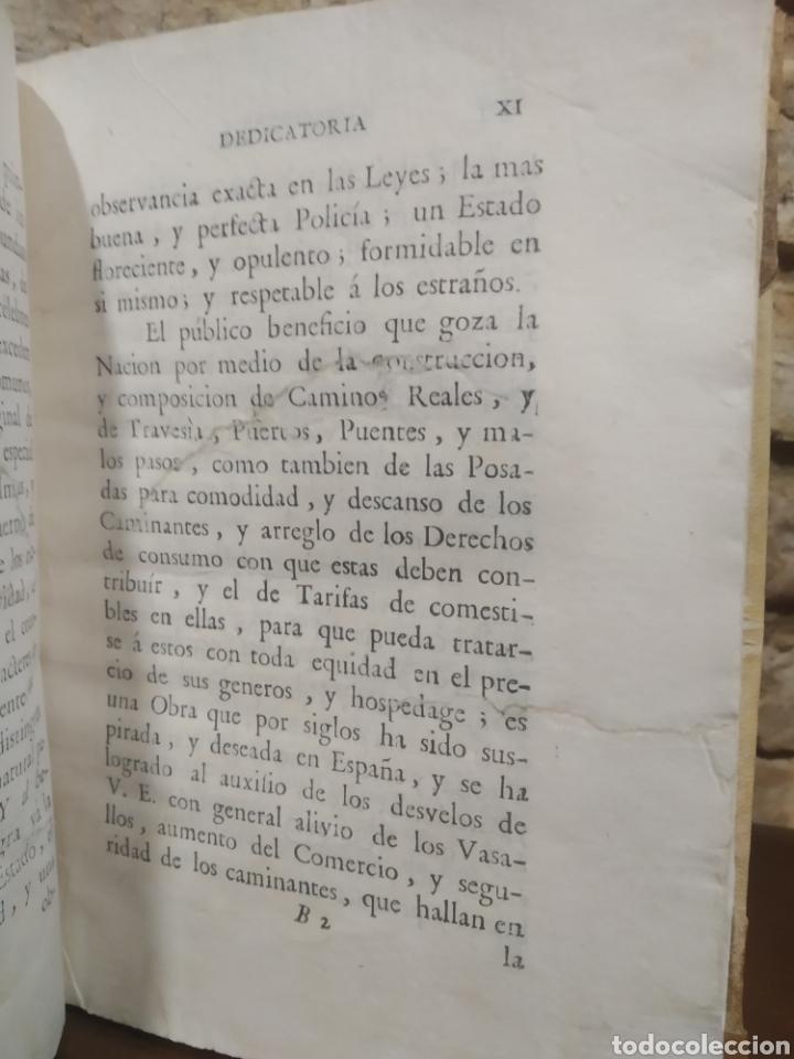 Libros antiguos: LOPEZ DE OLIVER Y MEDRANO, D. Antonio. Verdadera idea de un Príncipe, Leyes del Reyno. 1786. - Foto 9 - 244950380