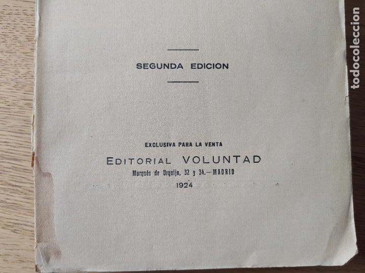 Libros antiguos: Politica. Hacia una España genuina, Graciano Martinez, ed. Voluntad, Madrid, 1924 RARO - Foto 4 - 245557035