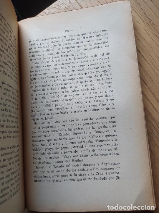 Libros antiguos: Politica. Hacia una España genuina, Graciano Martinez, ed. Voluntad, Madrid, 1924 RARO - Foto 10 - 245557035