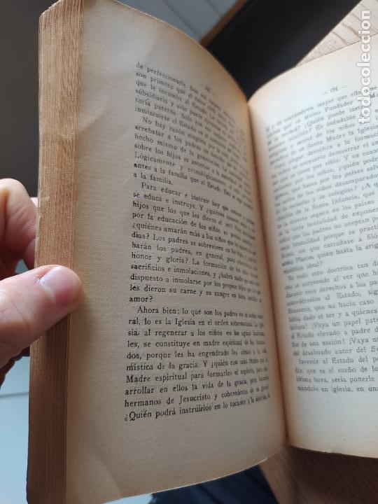 Libros antiguos: Politica. Hacia una España genuina, Graciano Martinez, ed. Voluntad, Madrid, 1924 RARO - Foto 11 - 245557035