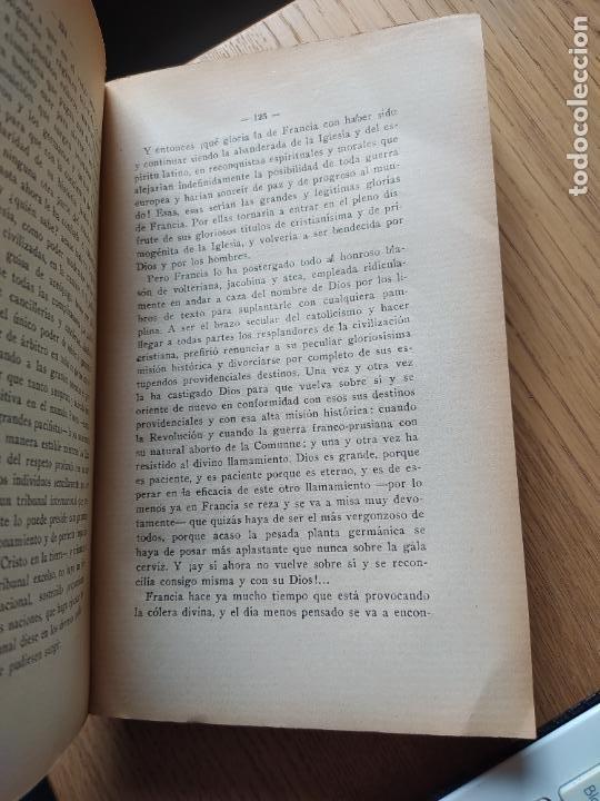 Libros antiguos: Politica. Hacia una España genuina, Graciano Martinez, ed. Voluntad, Madrid, 1924 RARO - Foto 12 - 245557035