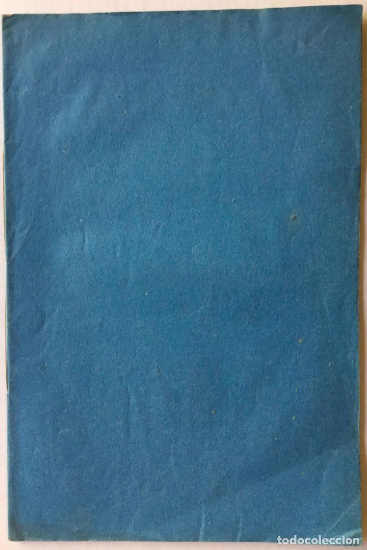 Libros antiguos: REPRESENTACION HECHA Á LAS CORTES CONSTITUYENTES, CONTRA LA BASE SEGUNDA DEL PROYECTO DE... - Foto 5 - 246880195