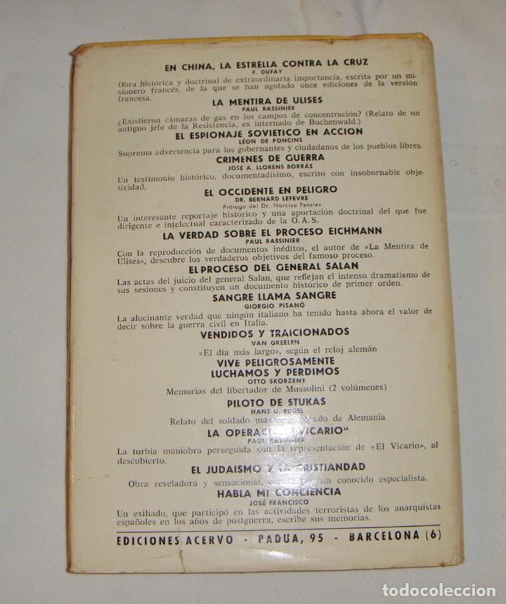 Libros antiguos: Borbones Masones desde Fernando VII hasta Alfonso XIII. Carlavilla, Mauricio. 1967 - Foto 4 - 248592815