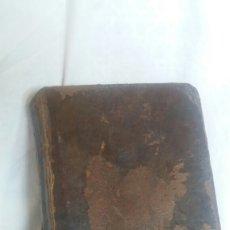 Libros antiguos: OBRAS DE CICERÓN LIBRO DEL SIGLO XVIII. Lote 252768995