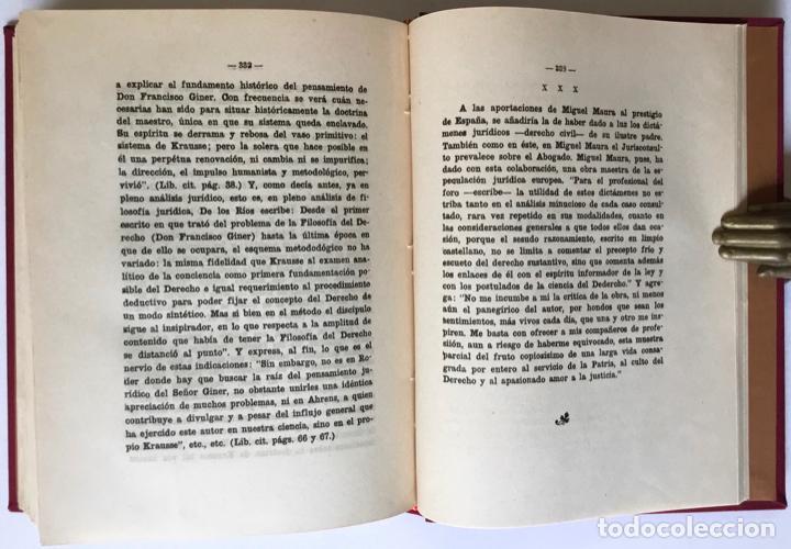 Libros antiguos: MIGUEL MAURA Y LA DISOLUCIÓN DE LAS ÓRDENES RELIGIOSAS EN LA CONSTITUCIÓN ESPAÑOLA. - SOLANA Y GUTIÉ - Foto 6 - 123249215