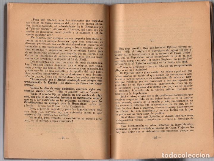 Libros antiguos: EL ENSAYO SOCIALISTA EN LA REPUBLICA ESPAÑOLA. FELIX RANGIL ALONSO. BUENOS AIRES, 1934 - Foto 2 - 259227925