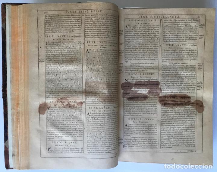 Libros antiguos: IUSTI LIPSI OPERA, QUAE VELUT IN PARTES ANTÈ SPARSA, NUNC IN CERTAS CLASSES DIGESTA... - LIPSIUS, J. - Foto 10 - 262184660
