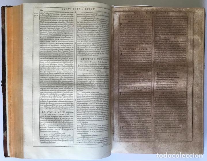 Libros antiguos: IUSTI LIPSI OPERA, QUAE VELUT IN PARTES ANTÈ SPARSA, NUNC IN CERTAS CLASSES DIGESTA... - LIPSIUS, J. - Foto 14 - 262184660