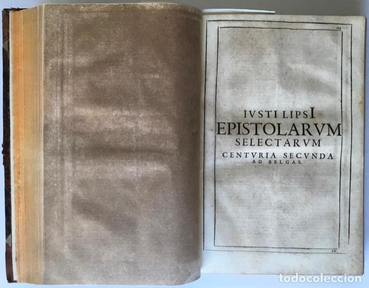 Libros antiguos: IUSTI LIPSI OPERA, QUAE VELUT IN PARTES ANTÈ SPARSA, NUNC IN CERTAS CLASSES DIGESTA... - LIPSIUS, J. - Foto 16 - 262184660