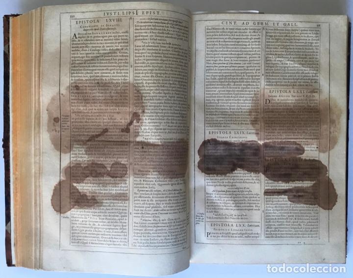 Libros antiguos: IUSTI LIPSI OPERA, QUAE VELUT IN PARTES ANTÈ SPARSA, NUNC IN CERTAS CLASSES DIGESTA... - LIPSIUS, J. - Foto 18 - 262184660