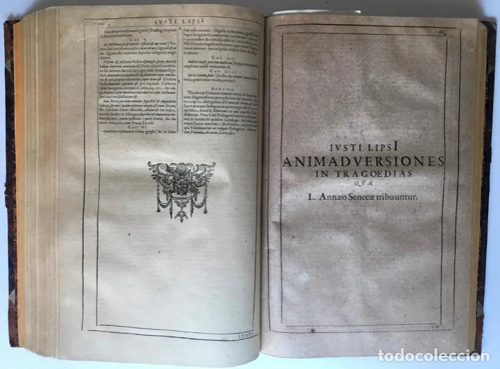 Libros antiguos: IUSTI LIPSI OPERA, QUAE VELUT IN PARTES ANTÈ SPARSA, NUNC IN CERTAS CLASSES DIGESTA... - LIPSIUS, J. - Foto 22 - 262184660