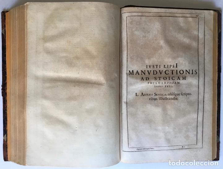 Libros antiguos: IUSTI LIPSI OPERA, QUAE VELUT IN PARTES ANTÈ SPARSA, NUNC IN CERTAS CLASSES DIGESTA... - LIPSIUS, J. - Foto 23 - 262184660