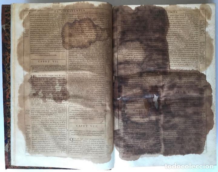 Libros antiguos: IUSTI LIPSI OPERA, QUAE VELUT IN PARTES ANTÈ SPARSA, NUNC IN CERTAS CLASSES DIGESTA... - LIPSIUS, J. - Foto 27 - 262184660