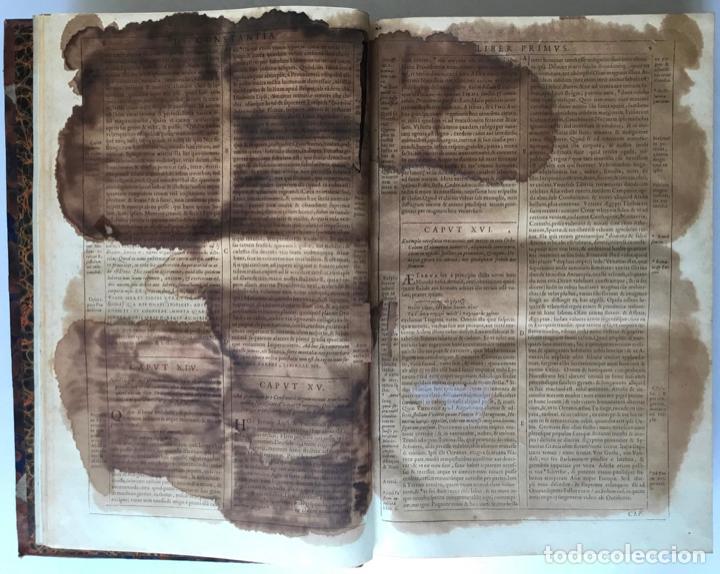 Libros antiguos: IUSTI LIPSI OPERA, QUAE VELUT IN PARTES ANTÈ SPARSA, NUNC IN CERTAS CLASSES DIGESTA... - LIPSIUS, J. - Foto 28 - 262184660