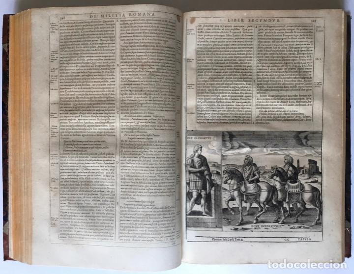 Libros antiguos: IUSTI LIPSI OPERA, QUAE VELUT IN PARTES ANTÈ SPARSA, NUNC IN CERTAS CLASSES DIGESTA... - LIPSIUS, J. - Foto 30 - 262184660