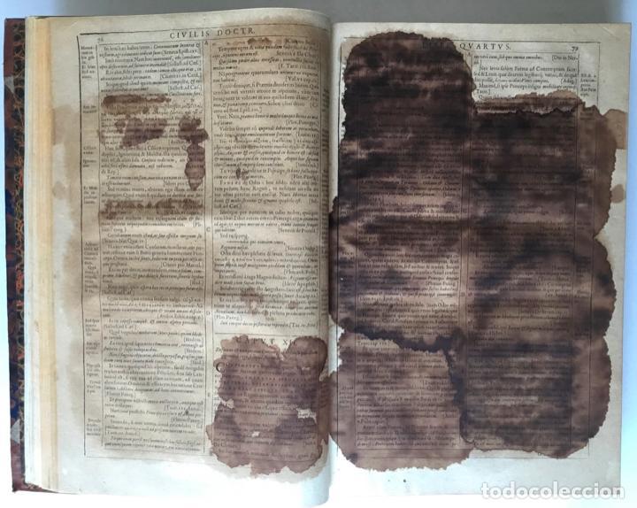 Libros antiguos: IUSTI LIPSI OPERA, QUAE VELUT IN PARTES ANTÈ SPARSA, NUNC IN CERTAS CLASSES DIGESTA... - LIPSIUS, J. - Foto 31 - 262184660