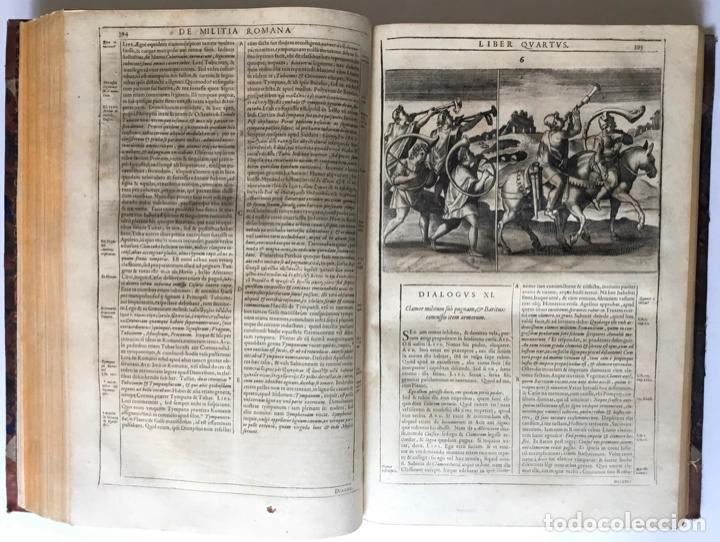 Libros antiguos: IUSTI LIPSI OPERA, QUAE VELUT IN PARTES ANTÈ SPARSA, NUNC IN CERTAS CLASSES DIGESTA... - LIPSIUS, J. - Foto 33 - 262184660