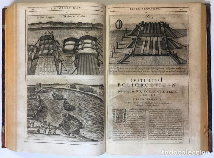 Libros antiguos: IUSTI LIPSI OPERA, QUAE VELUT IN PARTES ANTÈ SPARSA, NUNC IN CERTAS CLASSES DIGESTA... - LIPSIUS, J. - Foto 34 - 262184660