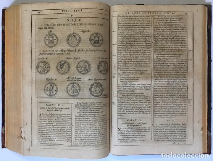 Libros antiguos: IUSTI LIPSI OPERA, QUAE VELUT IN PARTES ANTÈ SPARSA, NUNC IN CERTAS CLASSES DIGESTA... - LIPSIUS, J. - Foto 37 - 262184660
