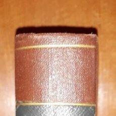 Libros antiguos: FRANCESC CAMBÓ. VUIT MESOS AL MINISTERI DE FOMENT. 1919. ENCUADERNADO. 1ª EDICIÓN. Lote 265532639