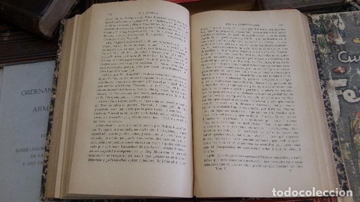 Libros antiguos: 1886 - ENRIQUE VERA Y GONZÁLEZ - Pi y Margall y la política contemporánea - 2 TOMOS - Foto 5 - 268312664